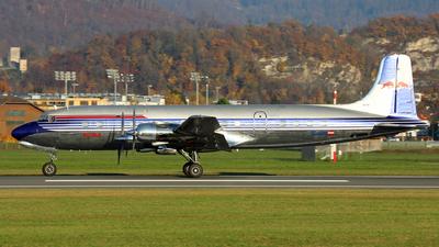 A picture of OELDM - Douglas DC6B - [45563] - © Karl Dittlbacher