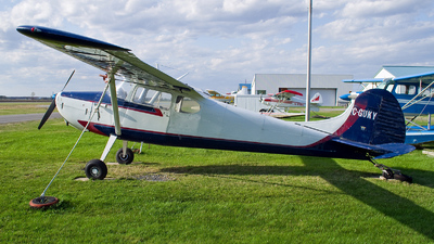 C-GUKY - Cessna 170B - Private