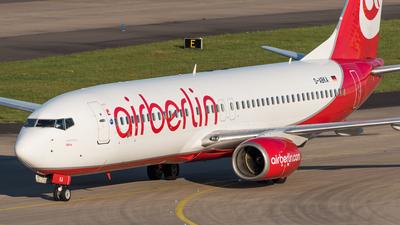 D-ABKA - Boeing 737-82R - Air Berlin