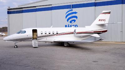 N121CL - Cessna Citation Latitude - Private