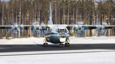 RF-12556 - Antonov An-12BK - Russia - Air Force