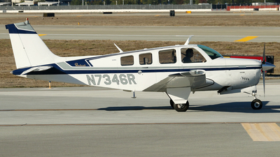 N7346R - Beech A36 Bonanza - Private