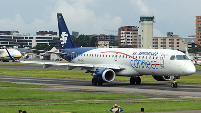 XA-DAC - Embraer 190-100LR - Aeroméxico Connect