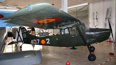 L.12-2 - Cessna O-1 Bird Dog - Spain - Air Force