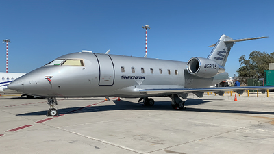 N581TS - Bombardier CL-600-2B16 Challenger 604 - Private
