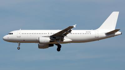 ES-SAT - Airbus A320-214 - SmartLynx Estonia