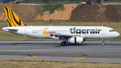 B-50003 - Airbus A320-232 - Tigerair