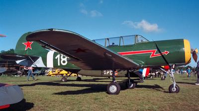 HB-RBD - Yakovlev Yak-18A - Private