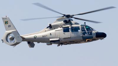 20 - Harbin Z-9EC Haitun - Pakistan - Navy