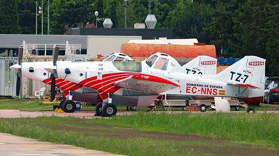 EC-NNS - Thrush Aircraft Thrush 710P - Plysa