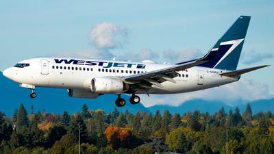 C-GQWJ - Boeing 737-7CT - WestJet Airlines