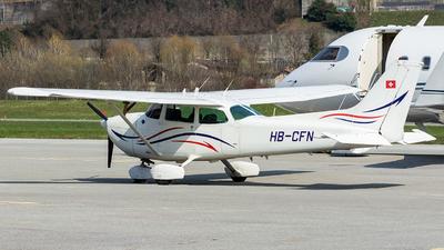HB-CFN - Reims-Cessna F172P Skyhawk II - Motorfluggruppe Basel