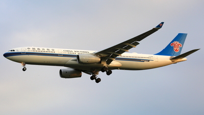B-8366 - Airbus A330-343 - China Southern Airlines