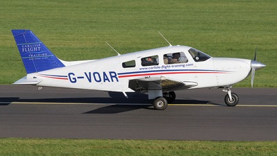 A picture of GVOAR - Piper PA28181 - [2843011] - © Ian Howat