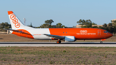 OE-IAE - Boeing 737-4Q8(SF) - TNT Airways