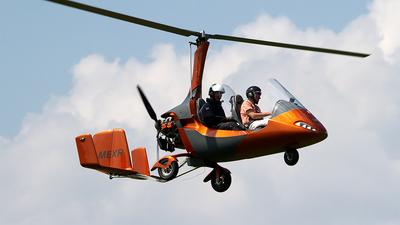 D-MEXR - AutoGyro Europe MTOsport  - Fly-Zeit