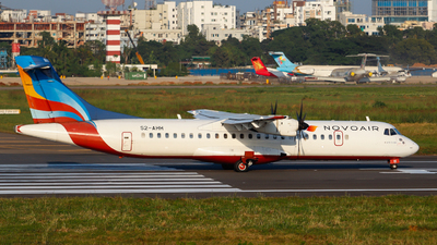 A picture of S2AHH - ATR 72500 - Novoair - © Royed Bin Masud