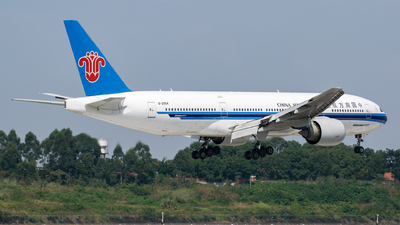 B-2054 - Boeing 777-21B - China Southern Airlines