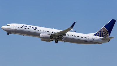 N38424 - Boeing 737-924ER - United Airlines