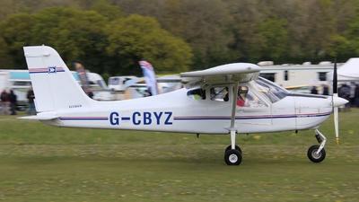 A picture of GCBYZ - Tecnam P92 Echo Super - [PFA 318A13984] - © ian simpson