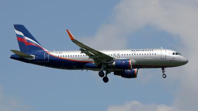 A picture of VPBNL - Airbus A320214 - Aeroflot - © Stefan Mayer