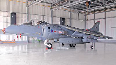 ZD470 - British Aerospace Harrier GR.9 - United Kingdom - Royal Air Force (RAF)