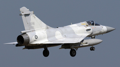 2014 - Dassault Mirage 2000-5EI - Taiwan - Air Force