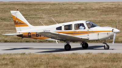 G-BPDT - Piper PA-28-161 Warrior II - Private