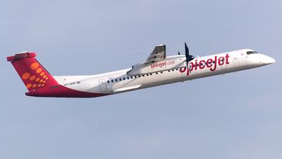VT-SUF - Bombardier Dash 8-Q402 - SpiceJet