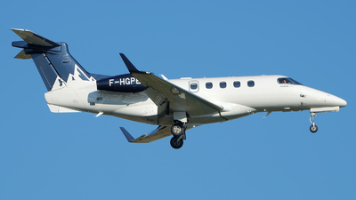 A picture of FHGPE - Embraer Phenom 300 -  - © Marcello Galzignato - Tuscan Aviation