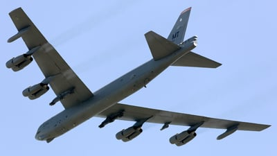 60-0037 - Boeing B-52H Stratofortress - United States - US Air Force (USAF)