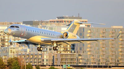 C-GMYE - Bombardier BD-700-1A10 Global 6000 - Private