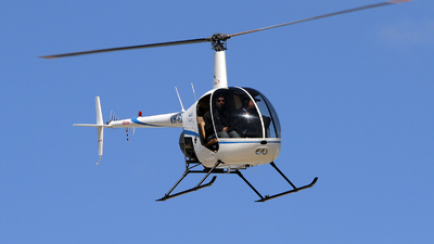 VH-RIL - Robinson R22 Beta - Private