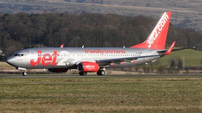 A picture of GJZBA - Boeing 7378MG - Jet2 - © Rolf Jonsen
