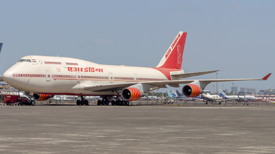 VT-ESO - Boeing 747-437 - Air India