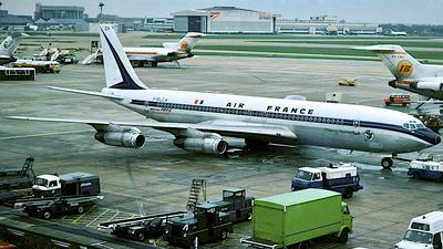 F-BLCH - Boeing 707-328C - Air France
