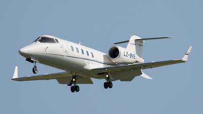 LZ-BVE - Bombardier Learjet 60 - Air VB