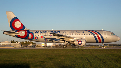 JY-JAC - Airbus A320-211 - Jordan Aviation