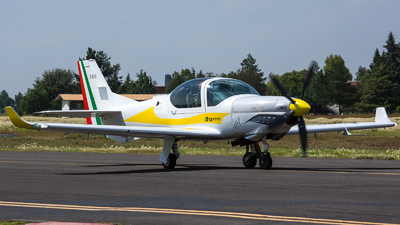 6306 - Grob G120TP - Mexico - Air Force