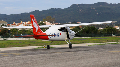 CS-DHS - Tecnam P2008JC - Seven Air