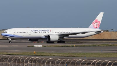 B-18053 - Boeing 777-36NER - China Airlines
