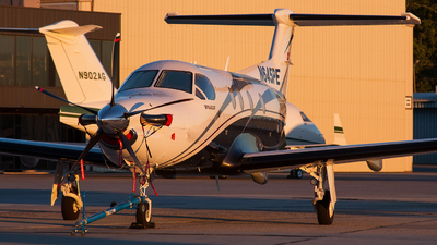 N645PE - Pilatus PC-12/47E - Private
