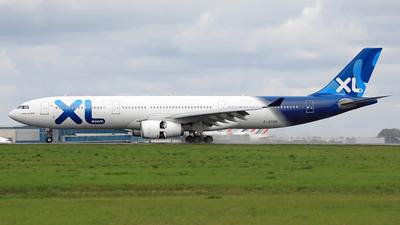 C-GTSD - Airbus A330-343 - XL Airways France
