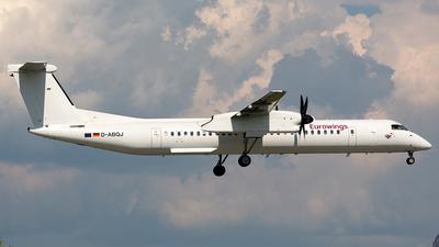 D-ABQJ - Bombardier Dash 8-Q402 - Eurowings (LGW Luftfahrtgesellschaft Walter)