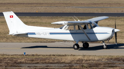 HB-CFY - Reims-Cessna F172M Skyhawk - Private