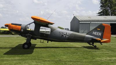 D-EOAD - Dornier Do-27A4 - Private