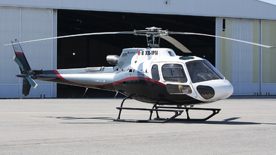 XB-IPM - Eurocopter AS 350B3 Ecureuil - Private