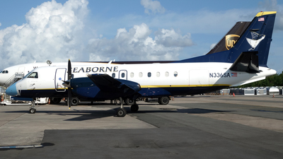 A picture of N336SA - Saab 340B - Seaborne - © Jose Mendez