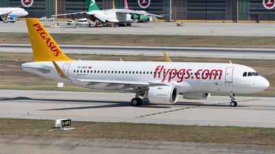 TC-NCG - Airbus A320-251N - Pegasus Airlines