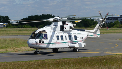 A picture of 7TWVB - Agusta Westland AW101 642 -  - © Pierre Pm